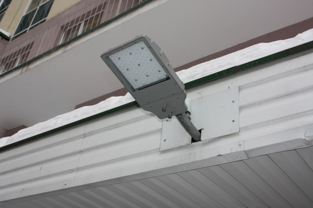 Светодиодный уличный светильник цена руб
